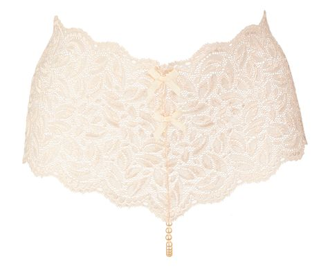 Culotte Ivory